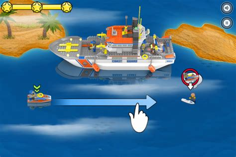 lego® city rapid rescue » android games 365 free android