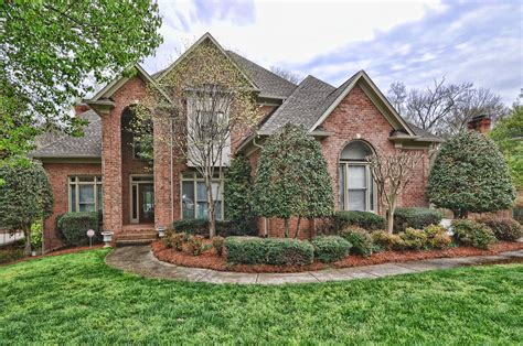 custom built house just listed large custom built brick home in piper glen