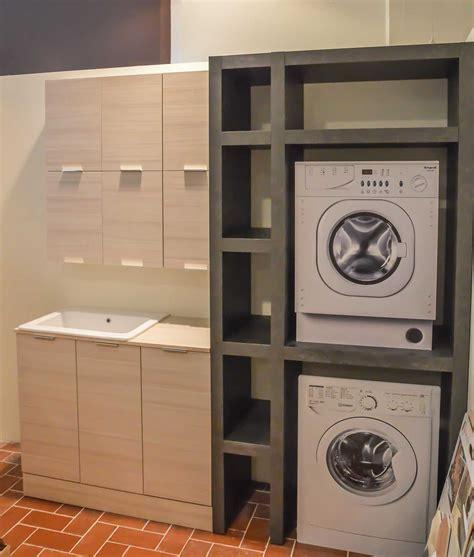 mobili incasso mobile lavabo e lavatrice con mobili bagno lavatrice
