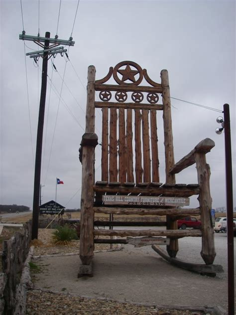 Worlds Largest Rocking Chair by Pbase