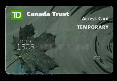 toronto dominion bank td canada trust the bank of canada museum