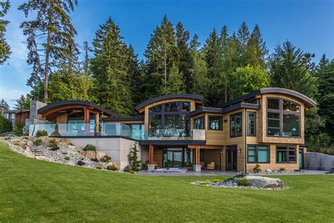 energy efficient luxury view home on vancouver