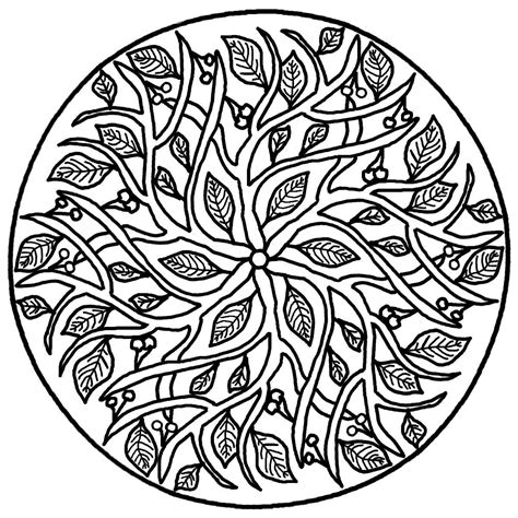 mandala coloring pages therapy mandalas de flores para colorear e imprimir