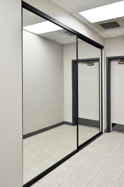 Sliding Glass Mirror Closet Doors Mirrored Creative Mirror Shower