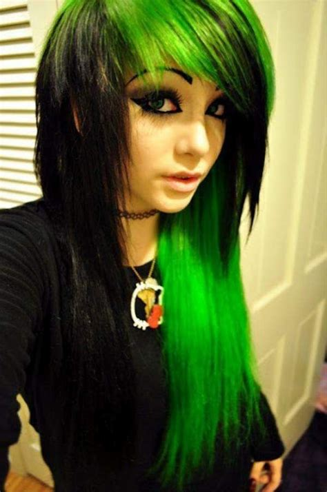 emo hairstyles tutorial 8 easy hairstyles for long thick hair you can try sexy