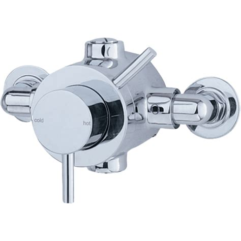 What Is A Thermostatic Shower Valve by Exposed Thermostatic Shower Valve Modern Lever Design 1542