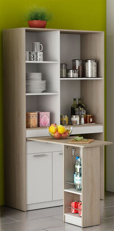 mobile cucina mobile da cucina con penisola colore quercia e bianco