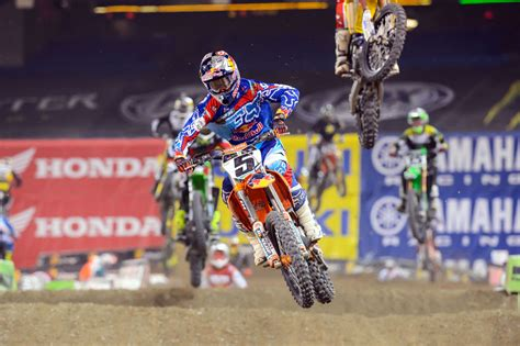 2014 ama motocross results 2014 ama supercross toronto results motorcycle com news