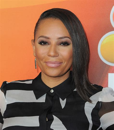 Melanie Brown Aka Scary Spice Is And See Through With Eddie Murphys Baby by Spice Tour 2016 Cancelled Mel B Scary Spice Upset