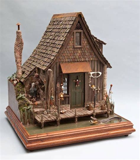 miniature homes models 503 best d1 small dollhouses and cottages images on