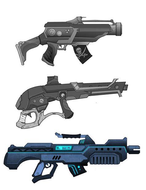 gun designs gun designs by heroboy on deviantart