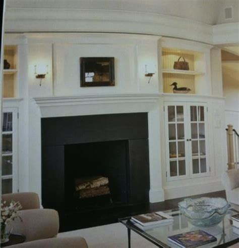 Built Ins Around Fireplace by Built Ins Around Fireplace Great Room