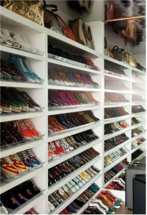 walk in shoe closet for luxury style living every