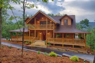 Home Plans With Walkout Basements mountain laurel ellijay ga rustic exterior