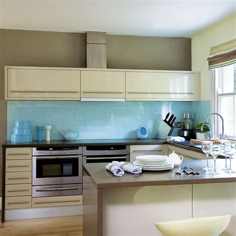 blue kitchen ideas blue kitchen kitchens design ideas image