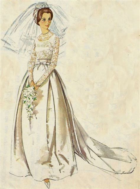 vintage pattern wedding dress vintage wedding dress simplicity pattern 5343 size 14