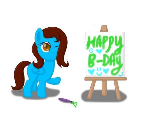 happy birthday gift by hea777 on deviantart happy birthday gift by angla963 on deviantart