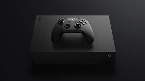 xbox one prezzo console microsoft xbox one x arriva la console in 4k prezzo e