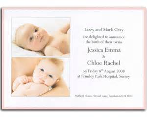 personalised stationery and cards by heritage stationery birth announcement card 8