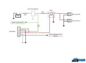 fj fog light switch harness pt297 35070 sh as 65 39