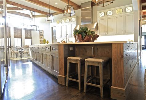 Pecky Cypress Kitchen Cabinets Our On The Best Kitchen Design Trends