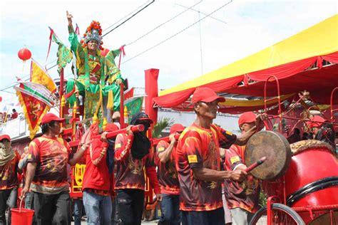 Barongsai Besar Barongsai Kecil Tanpa Led sejarah dan makna perayaan cap go meh