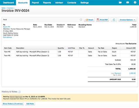 xero invoice template fields xero woocommerce docs