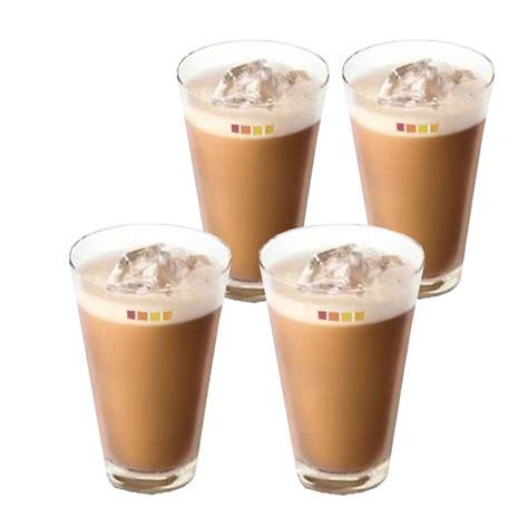 cuisine 駱ic馥 set de 4 nescaf 233 dolce gusto cappuccino tasse 224 caf 233