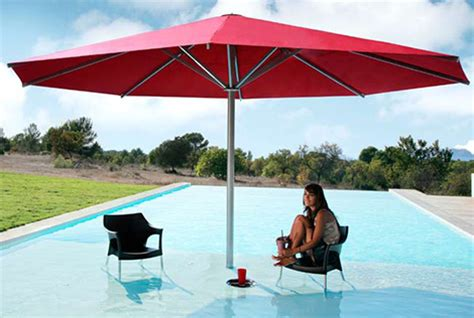 large backyard umbrella patio umbrellas and outdoor parasols best picks for 2008