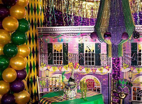 decorations for mardi gras mardi gras themed decorations home design inspirations