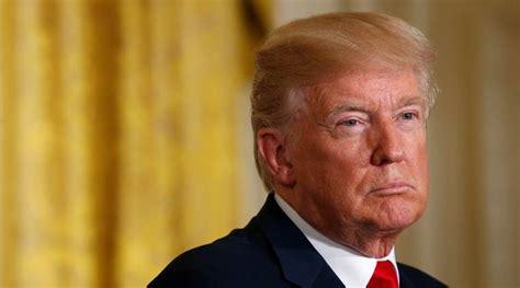 donald trump korea us president donald trump says all options on the table
