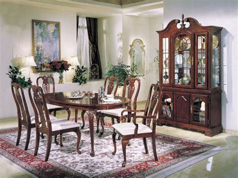 Traditional Dining Room Sets Cherry by Traditional Dining Room Sets Cherry Peenmedia