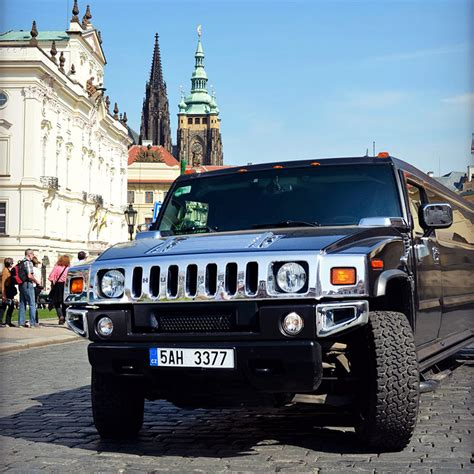 Stretch Hummer Rental by Stretch Limousine Hummer H200 Airport Transfer