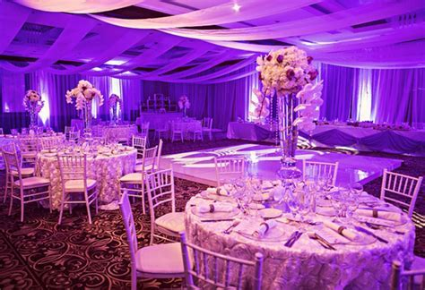 Punta Cana Stylish All inclusive Wedding ballroom