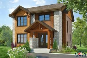 Chalet Style House Champ 234 Tre Bordure De Lac Chalet Lap0380 Maison
