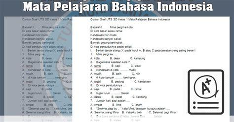 format analisis beban kerja pns contoh soal uts sd kelas 1 mata pelajaran bahasa indonesia