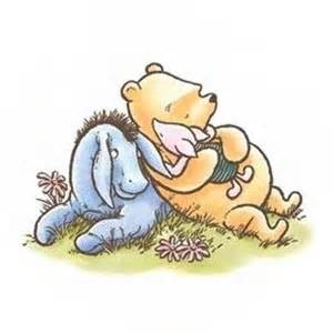 winnie the pooh, classic and favors on pinterest