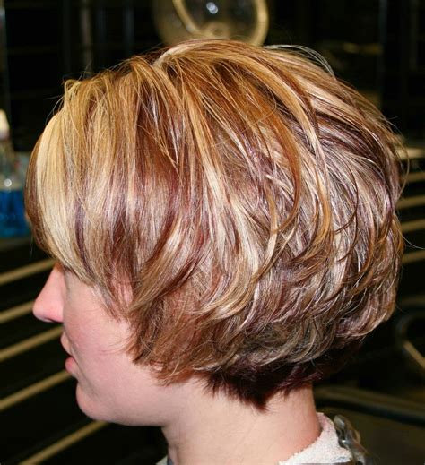 short hairstyle cor women over 50 stacked short choppy hairstyles over 50 diapersdeadlinesdiy short