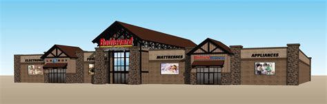 Boulevard Furniture St George by Boulevard Home Furnishings Holds Groundbreaking For New