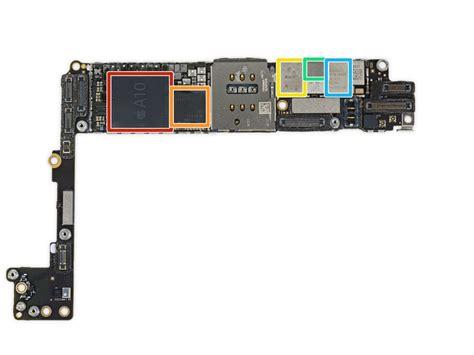 ifixit spots qualcomm modem in iphone 7 plus