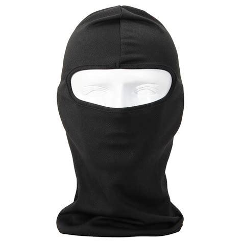 Slayer Penutup Wajah Buff Outdoor Bike Magic Multi Warna spandex masker motor balaclava black jakartanotebook