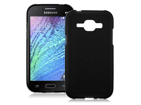 Softcase Anticrack Samsung J1 J100 Soft Casing Cover Clear frosted tpu soft hoesje voor samsung galaxy j1