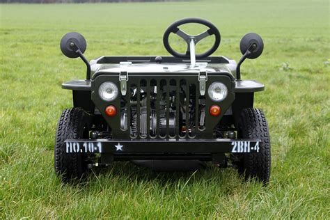 willys quad kids quad 110cc petrol 2 seat ride on willys atv jeep in