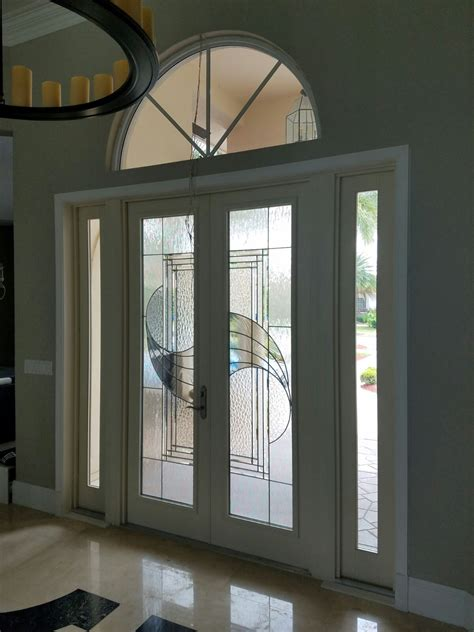 glass entry doors in south florida impact doors photo gallery hurricane resistant patio