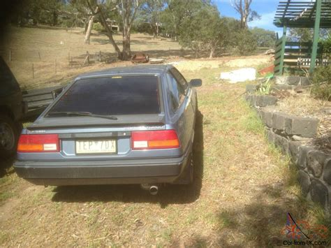 mitsubishi cordia for sale mitsubishi cordia gsr turbo 1984 3d hatchback manual 1 8l
