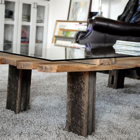 barn door coffee table barn door becomes coffee table cleverly inspired