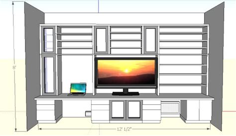 Wall Unit Plans by Download Wall Unit Plans Plans Free