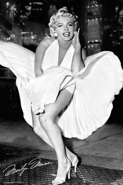 marilyn monroe new york dress poster sold at europosters