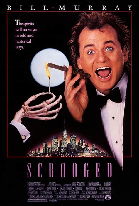 comedy film with bill murray bill murray scrooged quotes quotesgram