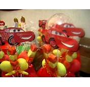 CENTROS DE MESA CARS  YouTube